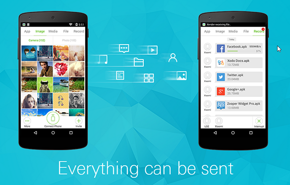 File Sharing Apps