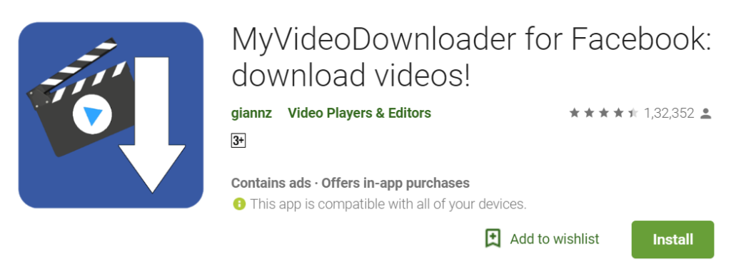 My Video Downloader