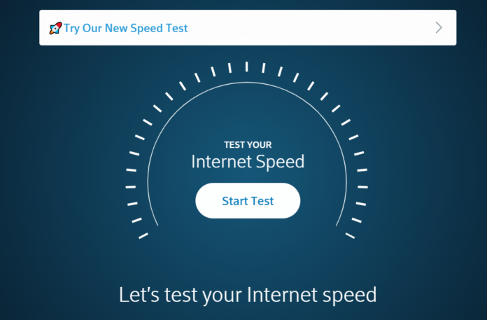 Xfinity Speed Test