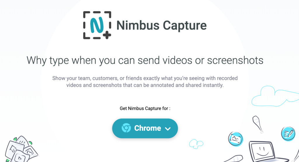Nimbus Screenshot and Screencast