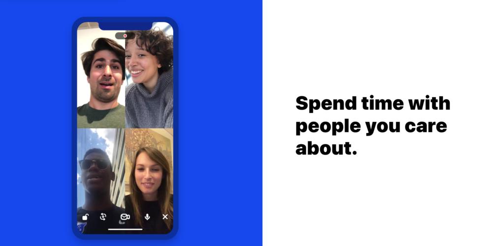 Houseparty app features