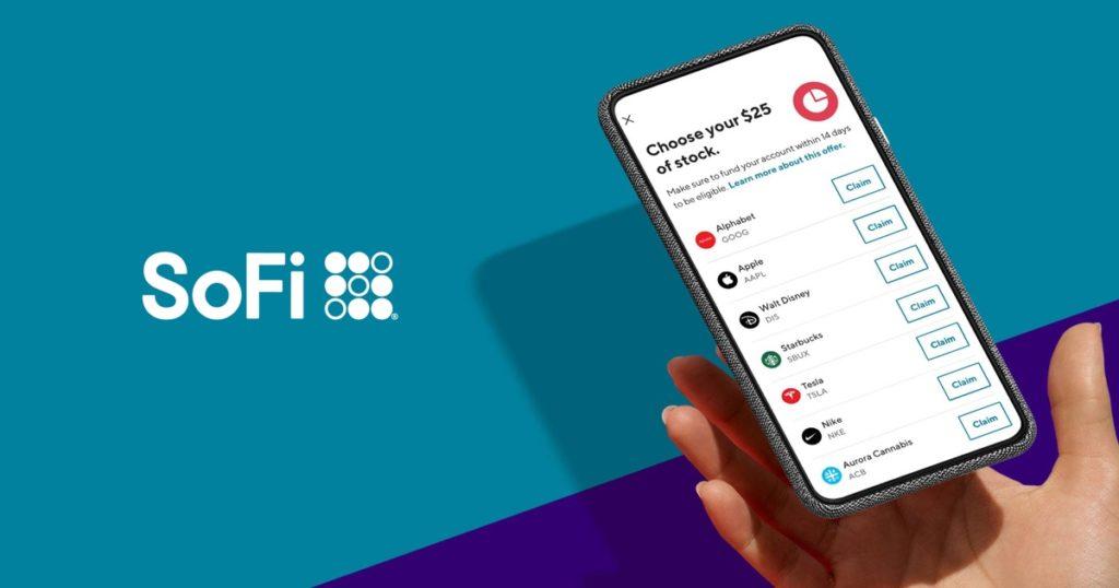 SoFi investment apps